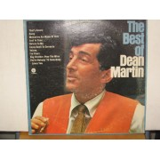 THE BEST OF DEAN MARTIN - LP USA