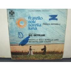 FRATELLO SOLE SORELLA LUNA / INCONTRO CON CHIARA - RIZ ORTOLANI