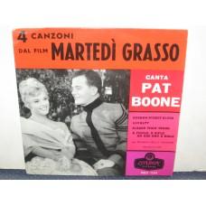 """CANZONI DAL FILM MARTEDÌ GRASSO - 7"""" EP"""