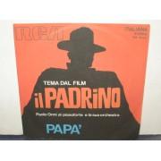TEMA DAL FILM IL PADRINO / PAPA' - PAOLO ORMI
