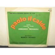 PAOLO IL CALDO / SENSAZIONALE - ARMANDO TROVAJOLI