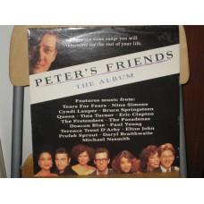 A.A.V.V. - PETER'S FRIENDS