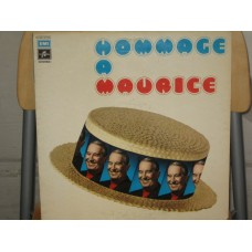 HOMMAGE A MAURICE